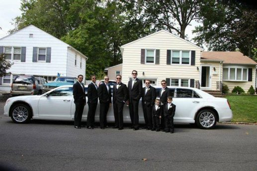 Westfield Wedding Limo