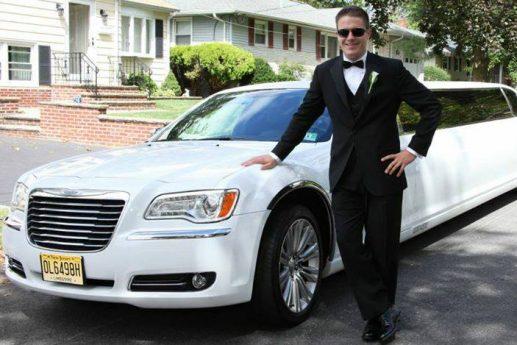 clark nj wedding limousine